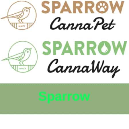 Cannapet - Sparrow
