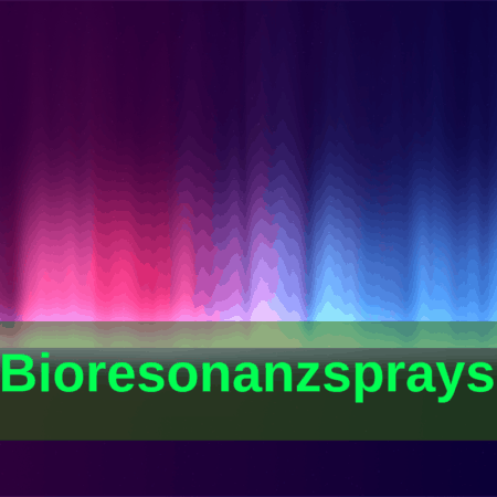 Bioresonanzsprays
