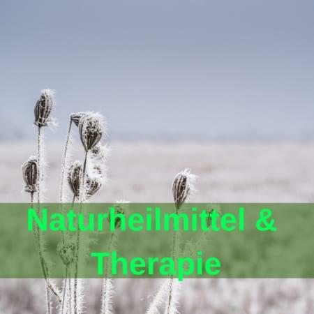 Naturheilmittel & Therapie