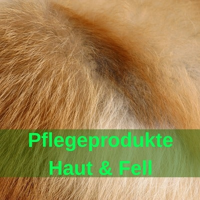 Fell & Haut Hund