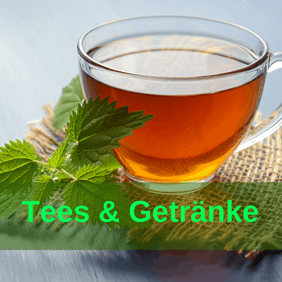 Tees & Getränke