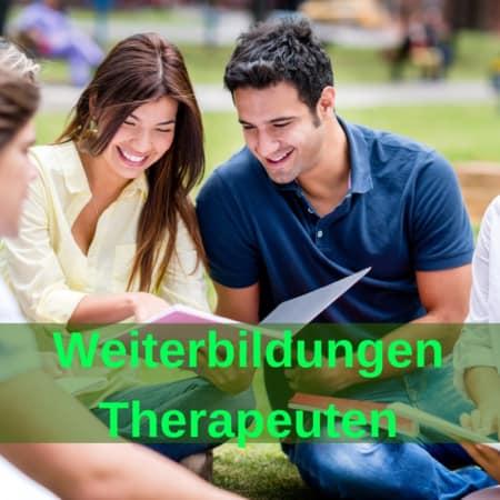 Weiterbildungen - Therapeuten