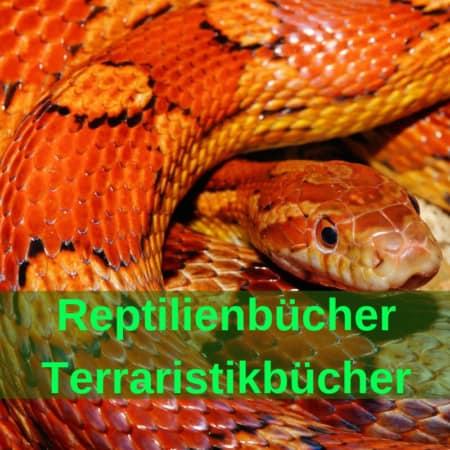 Terraristik - Reptilienbücher