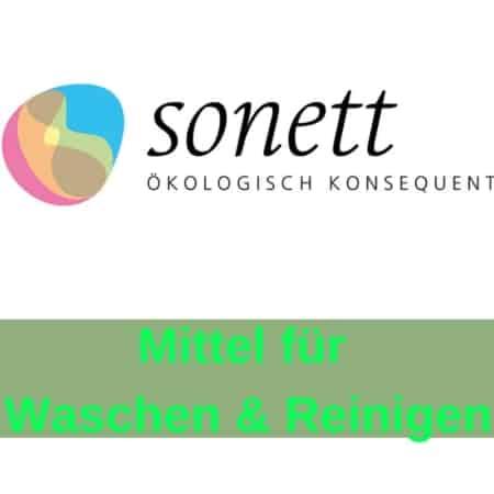 Sonett - Ökologisch Konsequent