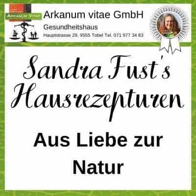 Sandra Fust's unsere Eigenmarke