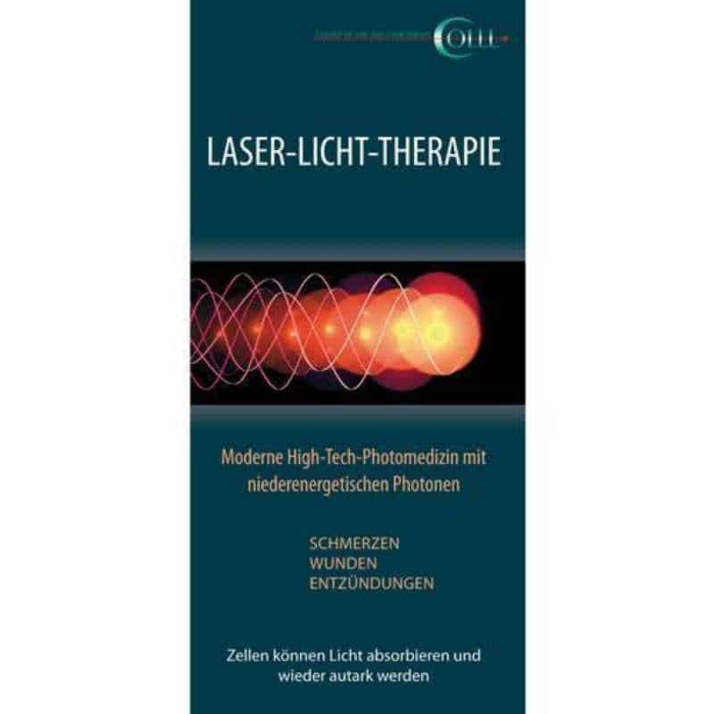 Flyer-Lasertherapie